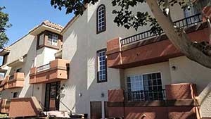 Emerson apartment complex interior